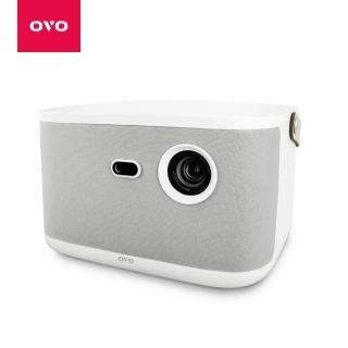 ★歡唱露營組★【OVO】無框電視 K1(智慧投影機)