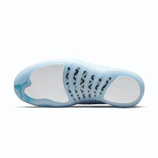 【NIKE 耐吉】Air Jordan 12 Retro Low Easter 男 白藍 復活節 AJ12 籃球鞋 DB0733-190