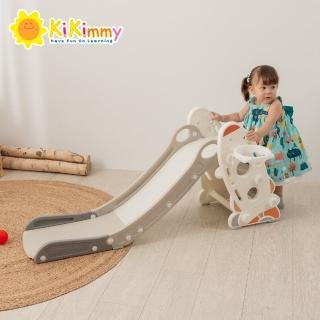 【kikimmy】太空火箭造型兒童溜滑梯(三款可選)