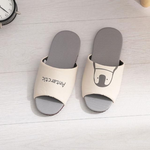【333家居鞋館】吸濕排汗室內家居拖鞋(任選6入)
