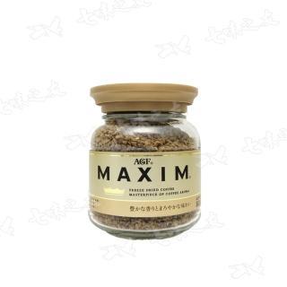 【AGF】MAXIM 箴言即溶咖啡(80g/瓶)