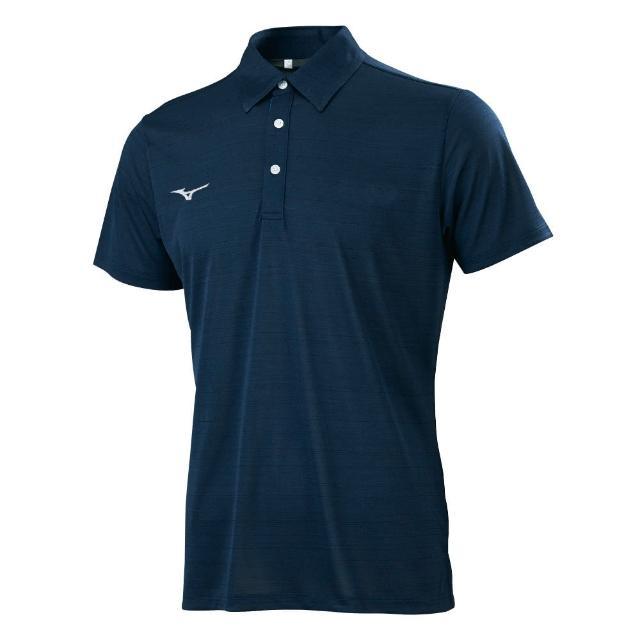 【MIZUNO 美津濃】男款短袖POLO衫 32TA1019XX(任選一件)(POLO衫)