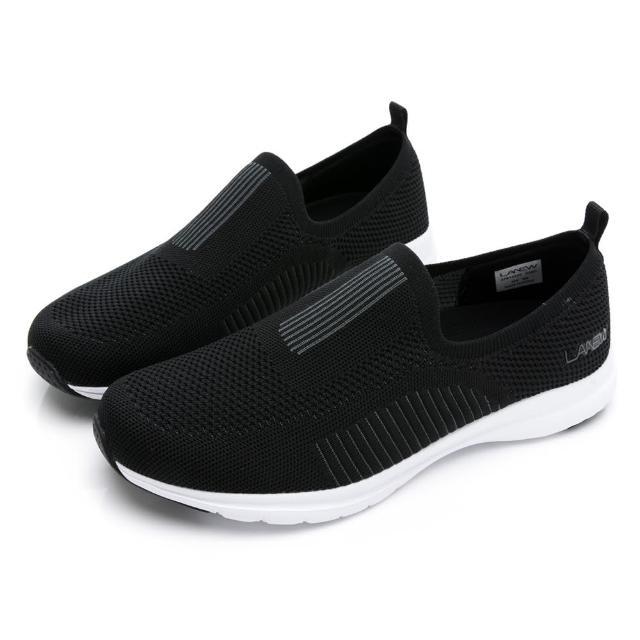 【LA NEW】新到貨 超夯品 零著感輕量透氣防潑水鞋 運動鞋 懶人鞋(男女/4款)