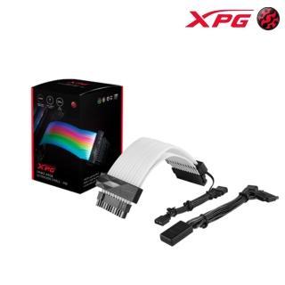 【XPG】威剛 PRIME ARGB 主機板電源延長線