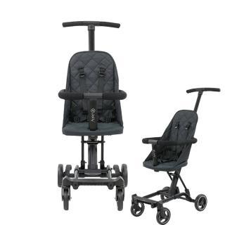 【JOLLY】輕便型摺疊手推車(黑)