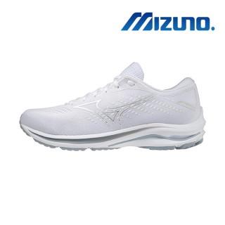 【MIZUNO 美津濃】WAVE RIDER 25 男慢跑鞋(J1GC210496)