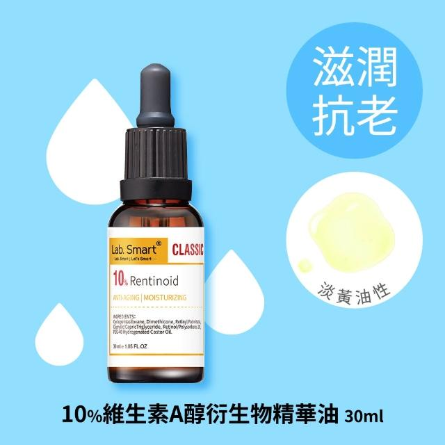 【Dr.Hsieh 達特醫】LabSmart Classic精華30ml-無盒(神經醯胺/A醇/B3/B5/積雪草)