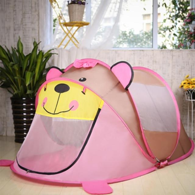 【Ogula 小倉】兒童帳篷室內外玩具折疊遊戲屋