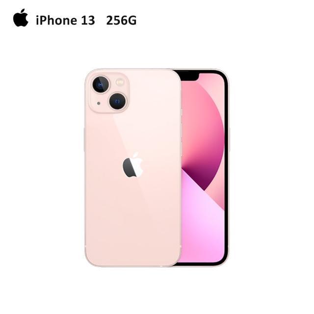 【Apple 蘋果】iPhone 13 256G(6.1吋)