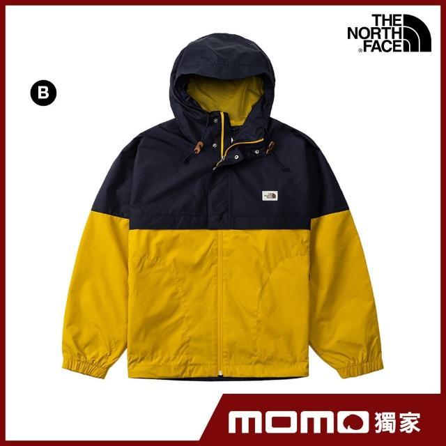 【The North Face】入秋輕薄推薦-男女款防潑水外套(多款可選)