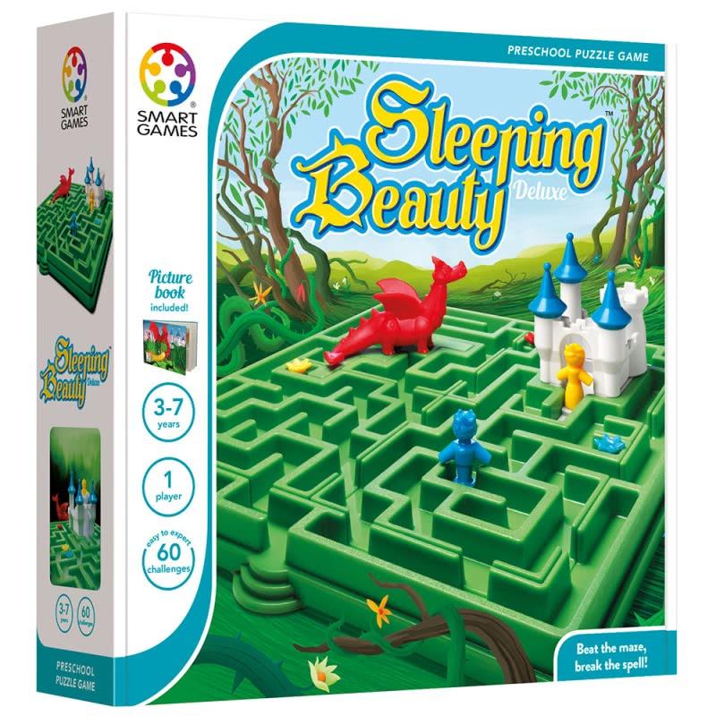 【Smart Games】睡美人(益智遊戲)