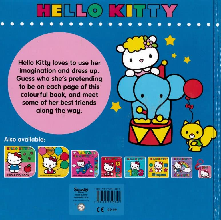 "Hello Kitty Let""s Pretend"